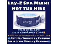 Hot Tub Layz Spa Miami