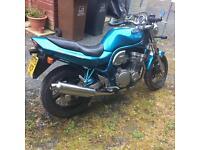 Suzuki bandit 600 12 months mot