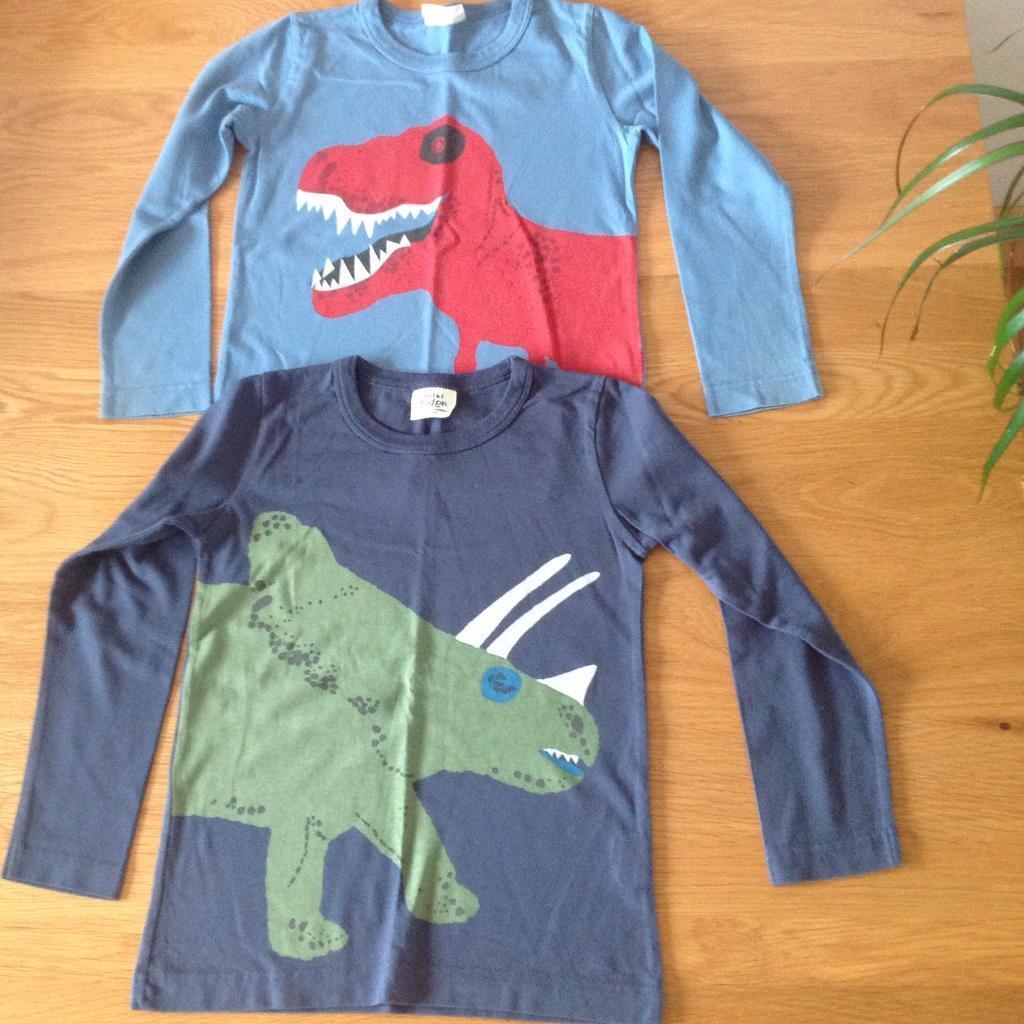 Dinosaur tops