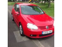 2005/55 vw golf 2.0 gt tdi with full service history
