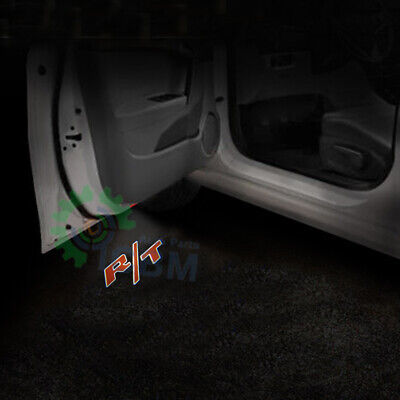 Quartz Film R/T Cool Red Logo LED Door Projector Light for Dodge Avenger No Fade