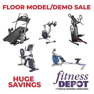 Floor Demo Model Sale Fitness Equipment in Your Neighbourhood