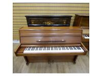 Challen 989 Mahogany Upright Piano By Sherwood Phoenix Pianos