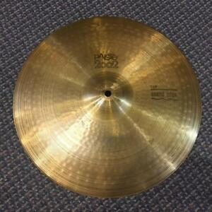 PAISTE 2002 top hat sound edge cymbale 15 - used/usage