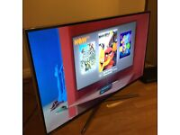 Samsung smart TV 50""