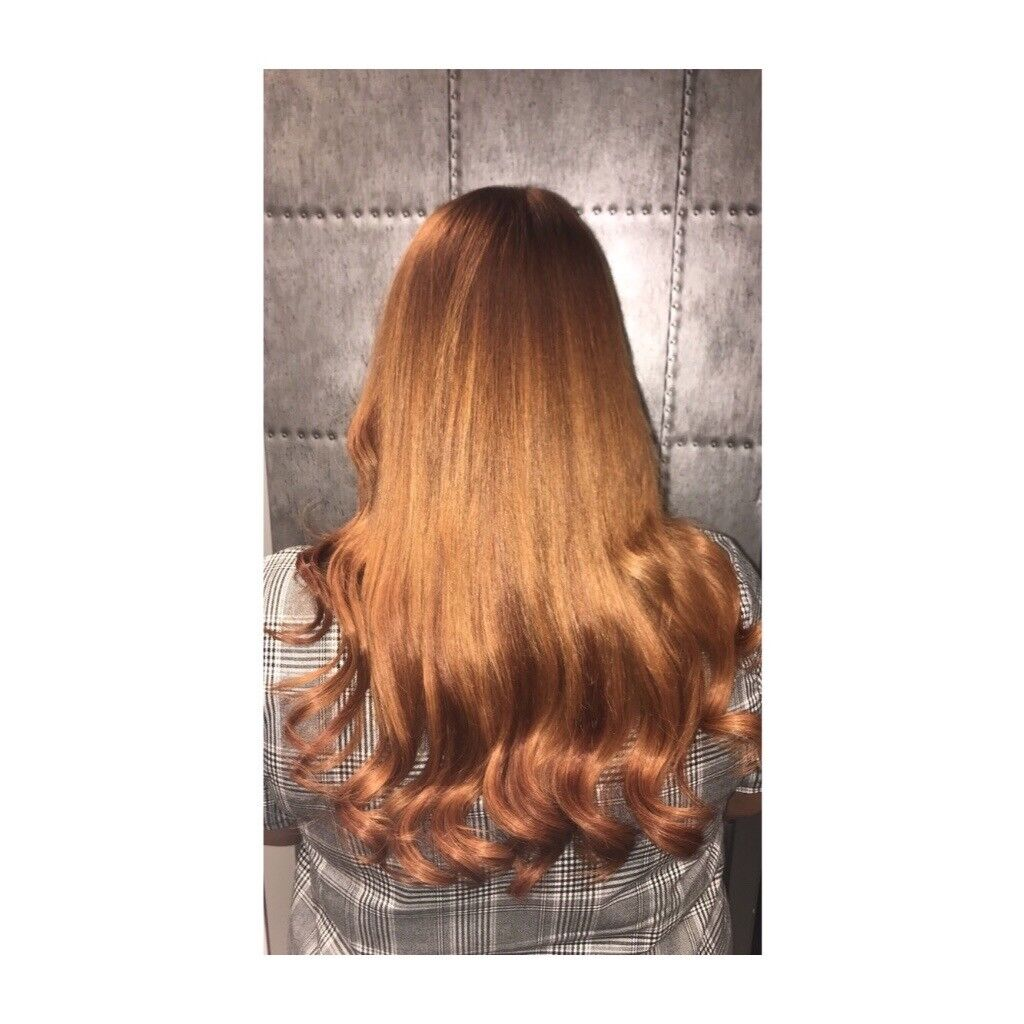 Hair Extensions In Salon Or Mobile Tapemicro And Nano Rings