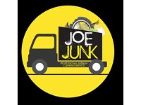 Joe Junk Rubbish removal Glasgow