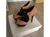 Women's Shoes New or worn once. Size 5.