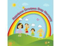 Rainbow Dreams Day Nursery