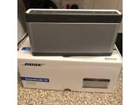 Bose Soundlink lll portable Bluetooth speaker