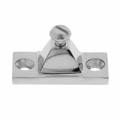 316 Stainless Steel Side Mount Deck Hinge for Boat Bimini Top Fitting Hardware Bimini Deck Hinge
