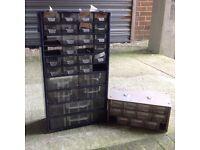 Storage trays