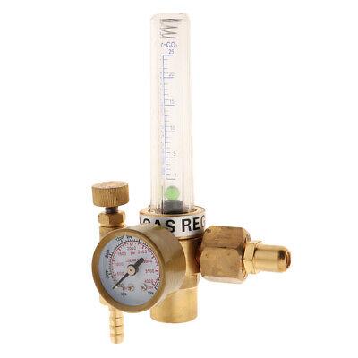 Argon Gas Mig Tig Flow Meter Regulator Welding Weld Gauge Welder 1-25mpa