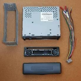 Panasonic Car Radio/CD Player