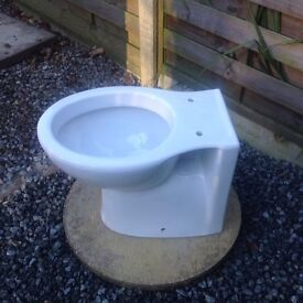 Brand new White toilet pan for sale