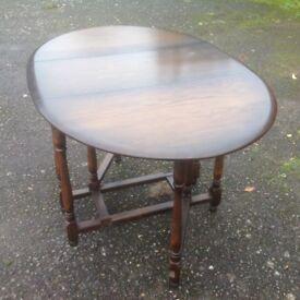 Priory Gate Leg Table.