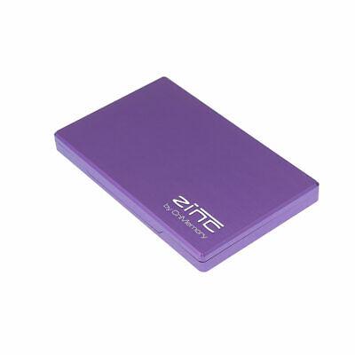120 Gb Externe Usb (CnMemory Zinc externe Festplatte ab 120GB bis 1TB 2,5 Zoll USB 3.0 violett)