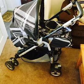 Mamas & papas 3in1 pushchair/car chair