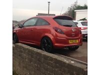 Vauxhall corsa limited edition. Fantastic condition had from new.