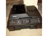 Second hand A3 printer Brother MFC-J5910DW