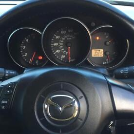 Mazda 3 ts2 1.6d remapped