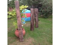 OAK and PINE BEAMS ~ SEE ALL PHOTO'S