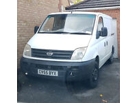 LDV Maxus SWB Panel Van FOR SALE £850 Bargain! Drive away on collection