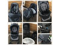 Silvercross Travel System/Pushchair