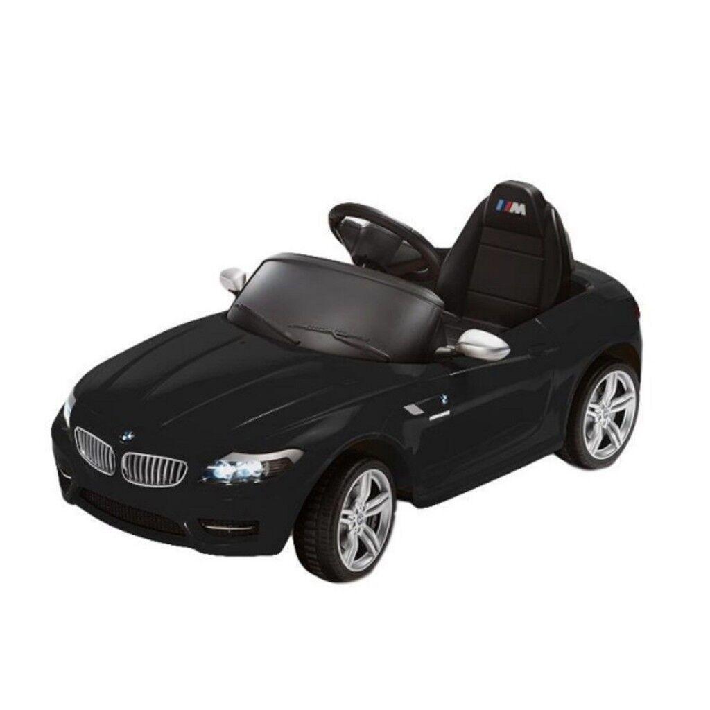genuine licensed bmw z4 kids ride on car electric radio toy r/c