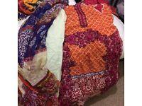 Lawn three piece pakistani designer suits