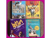Bottom DVD bundle inc. Boxset