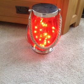 Pretty light up lantern