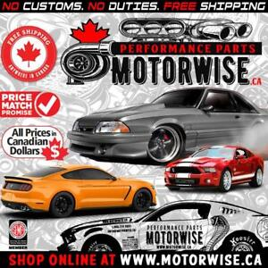 Ford Mustang Performance Parts | Shop & Order Online at www.motorwise.ca | Free Shipping Canada Wide | No Customs/Duties