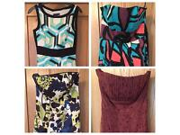 7 beautiful Coast dresses - size 8 - all immaculate condition - £10 each