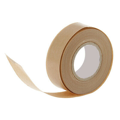Kraft Paper Tape Painting Picture Shipping Sealing Water Activated 50meter