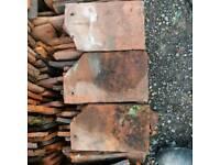 2000 Peg reclaimed roofing tiles