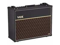 VOX Amplifier AC30VR - Brand new, used only 1 - 2 times; great buy - need to get it out of my closet
