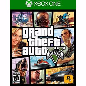GTA 5 for xbox one