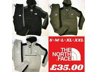 THE NORTH FACE TRACKSUIT