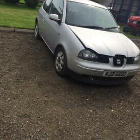 Seat Arosa 1.4tdi for breaking