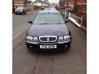 Rover 45. Full years mot. 71.000 miles. Recently serviced clean inside and out.