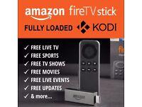 KODI FireStick with KODI ADD-ONS !