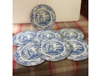 Spode Italian table mats.