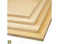 Birch Plywood - WBP Birch Plywood Sheets Baltic Birch Ply BB/BB BB/CP Grade