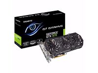 Gigabyte NVIDIA GTX 970 G1 Gaming Edition Gaming Graphics Card (4GB PCI-E)