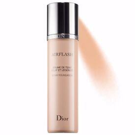 Christian Dior Diorskin AirFlash Spray Foundation Luxury Make Up Nearly New Used Once Ivory