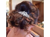 mobile and salon based wedding hair & make up service for ,covering edinburgh & surrounding area