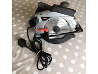 Circular Saw - 1300W - With Laser Guide - Powerbase Xtreme - Mint Conditions