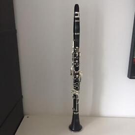 Clarinet and carry case