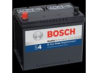 WANTED Car Van and truck batteries wanted - must be free